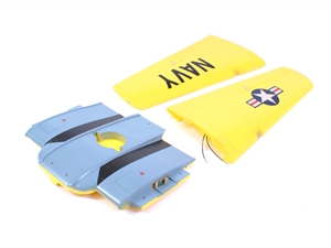 Century UK Art-Tech AT-6 Texan Main Wing Set (To Suit Yellow/Grey AT-6)