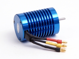 Century UK BSD Racing Alloy Upgrade Part Brushless Motor 3570Kv
