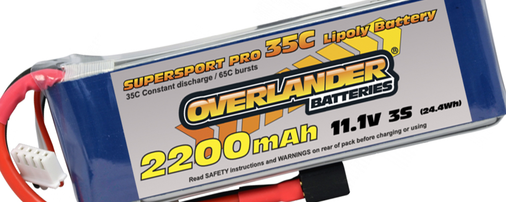Century UK Radio Control Battery Packs