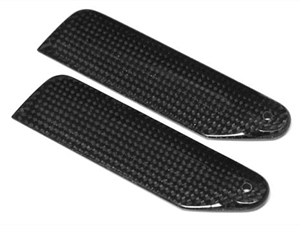 Century UK Heli Carbon Tail Blades 80mm Swift