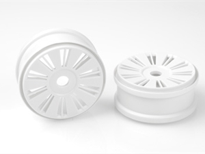Wheel (White) Pair