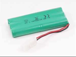 MJX Battery to Suit 1/10th Scale Cars, 7.2V 700mAh