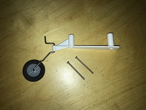 Max Thrust Riot / Ruckus Tail Wheel Assembly