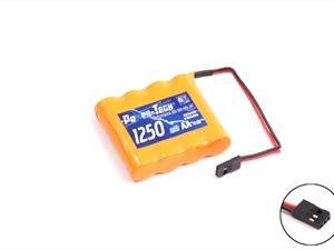 Century UK Power-Tech 4.8V 1200mAh Receiver Pack