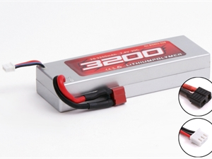 Century UK BSD Racing Radio Control Spare Parts 7.4v 2 Cell Li-Po Battery