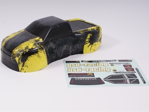 Flux Marauder Painted Bodyshell