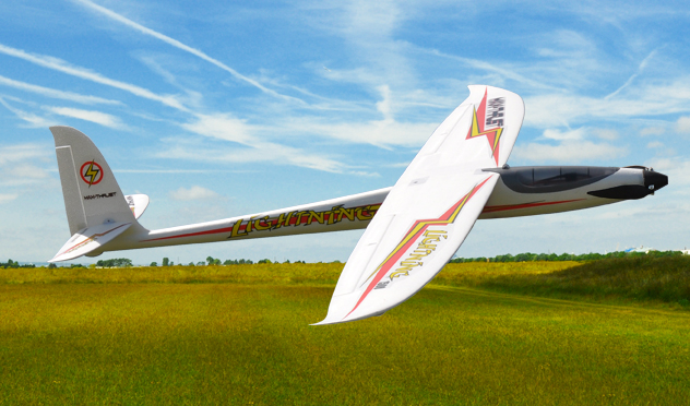 Century UK Max-Thrust Lightning 1500 Glider