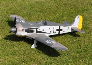 Century UK Top RC Hobby FW190B